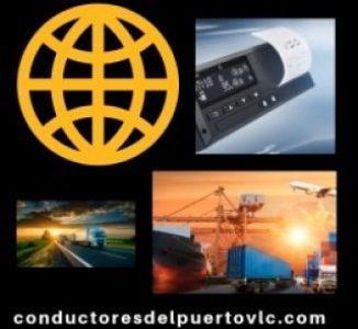 Conductores del Puerto de Valencia